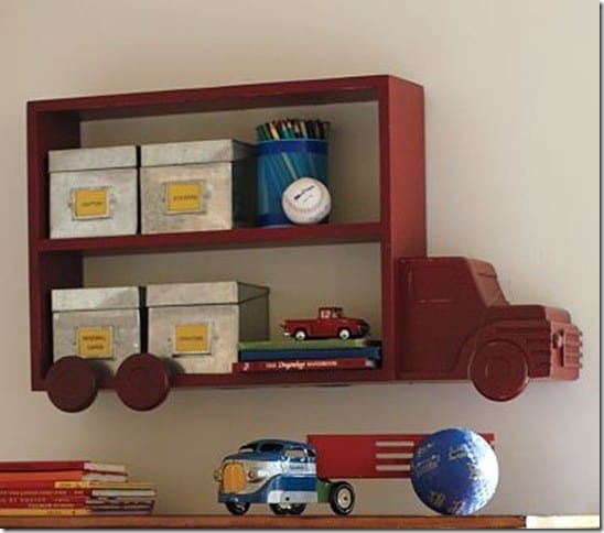 Truck Shelf Knockoffdecor Com