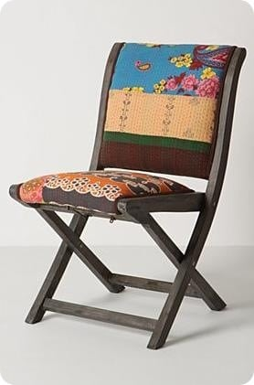 terai folding chair inspiration