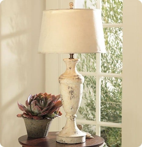 brentwood table lamp base