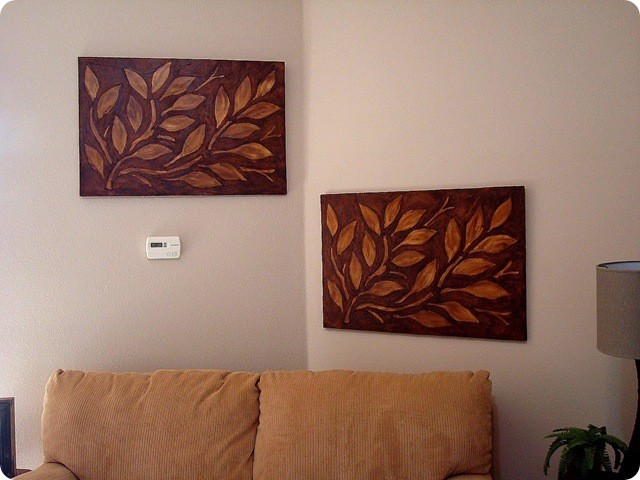 reversible wall art
