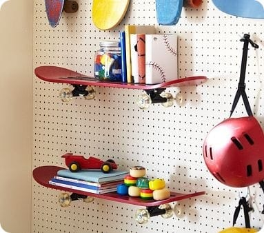 skateboardshelf
