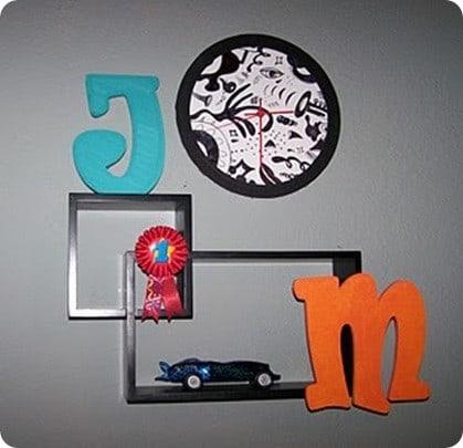 Ink Drawn Clock
