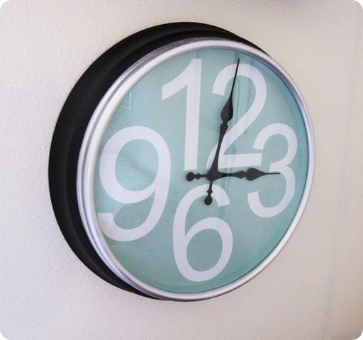3 6 9 12 Clock Knockoffdecor Com