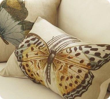 butterflycafelumbarpillow