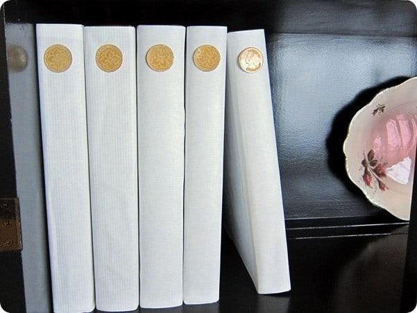 covered ballard books wax seals