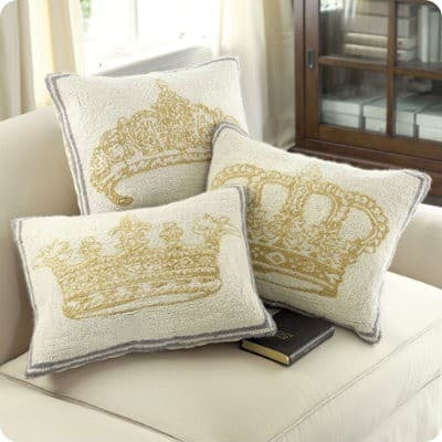 crownhookedpillow