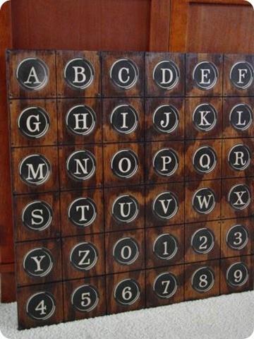 typewriterkeyart