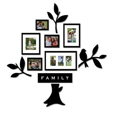 wallverbs family art