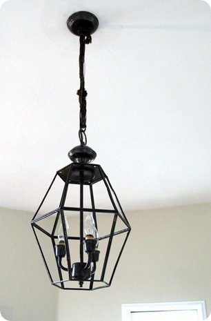 Rope Light Fixture
