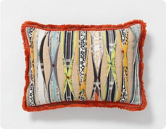 Patterns Revealed Pillow