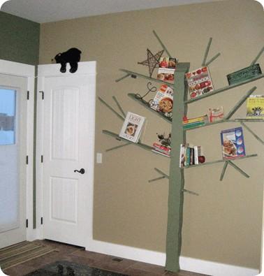 Tree Bookshelf 2