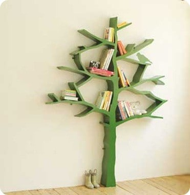 Tree Bookshelf 3
