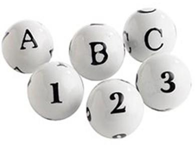 ABC 123 Spheres