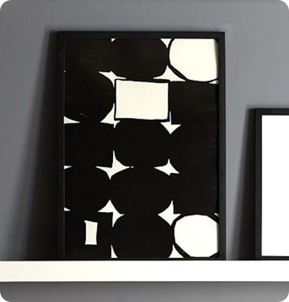 Lourdes Sanchez Stacked Geo Wall Art