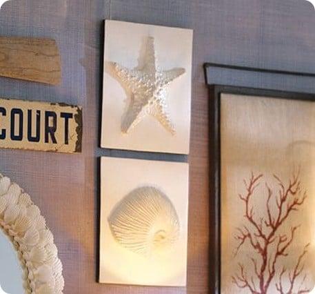 Sea-Life Ceramic Tiles