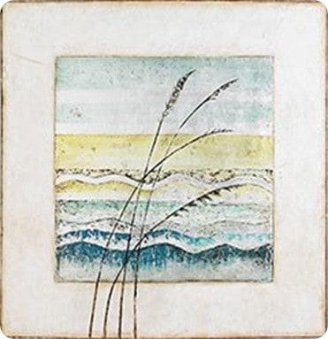 Seaglass Wall Art