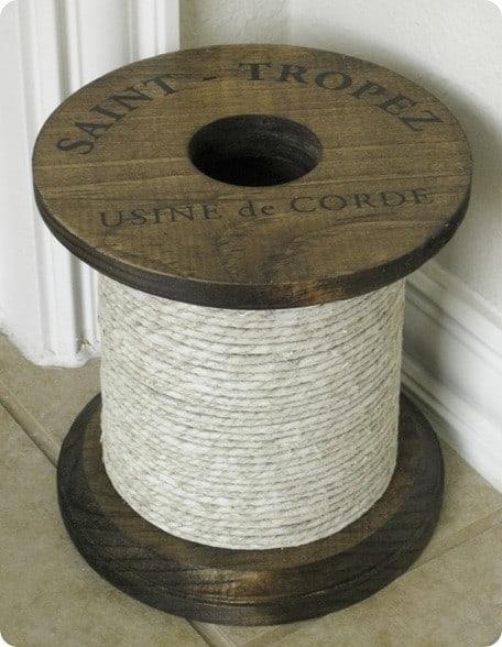 Decorative Thread Spool