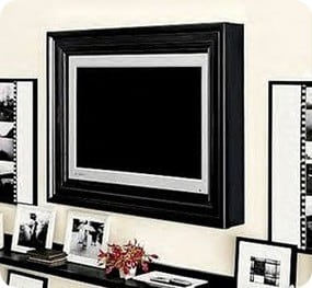 Chadwick Flat Panel TV Frame