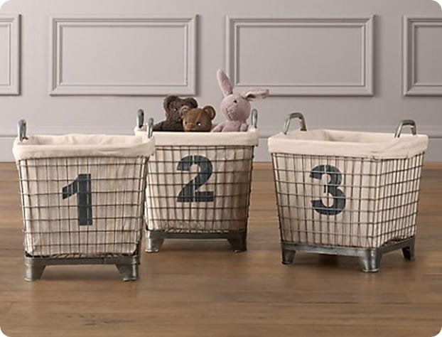 Industrial Baskets and Liners