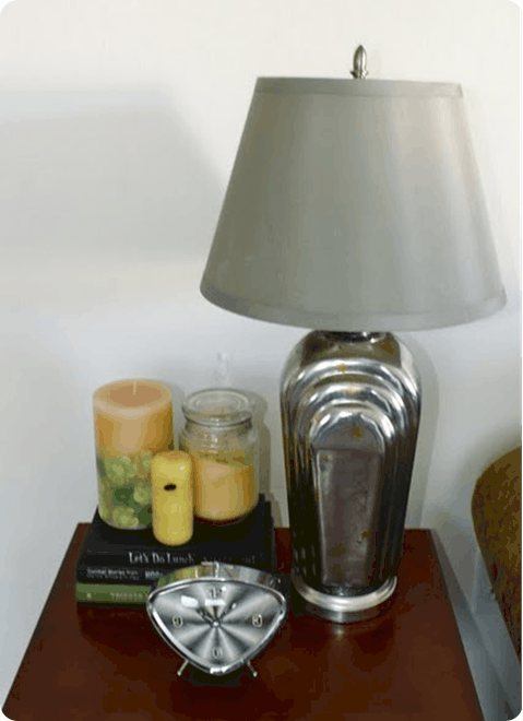 Mercury Glass Table Lamps Knockoffdecor Com