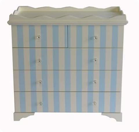 Cabana Stripes Dresser Changing Table