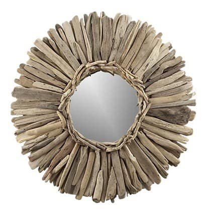 DriftwoodMirror Crate and Barrel