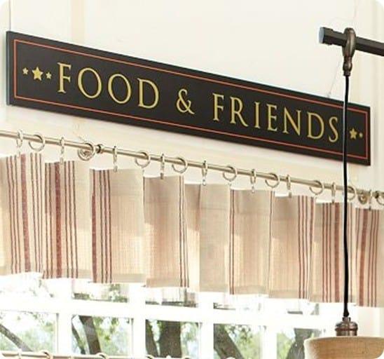 PB Food & Friends Wall Art
