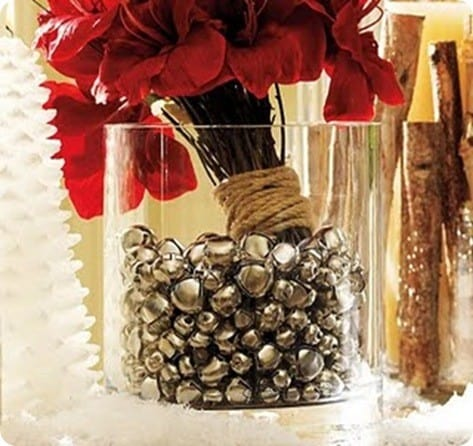 PB Jingle Bell Vase Filler