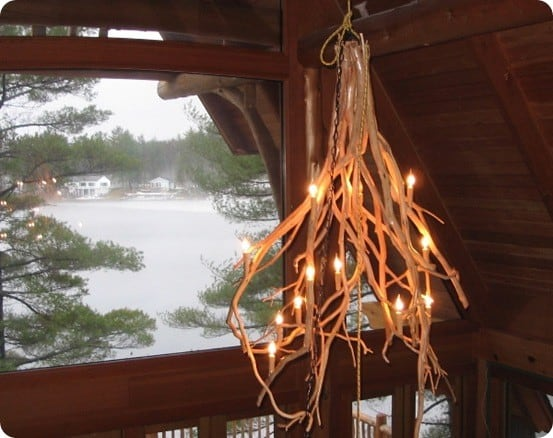 Awesome Rustic Chandelier