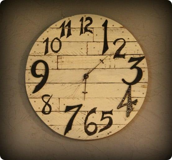 knockoff-clock