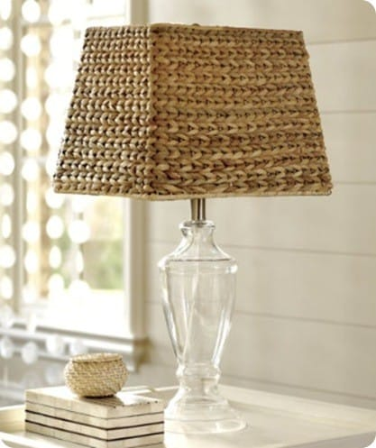 Addison Glass Table Lamp