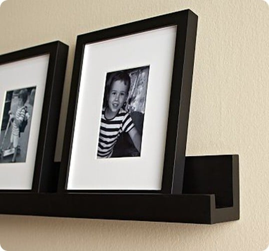 White Photo Ledges Knockoffdecor Com