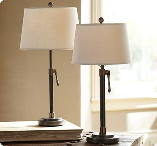 Copper Accented Table Lamp Renovations Haven Home