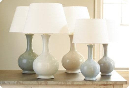 Ballard Gourd Lamp