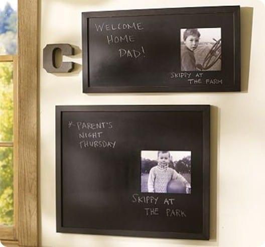Chalkboard Gallery Frame