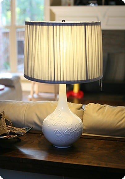Gourd shaped vase lamp vase lamp aloadofball Image collections