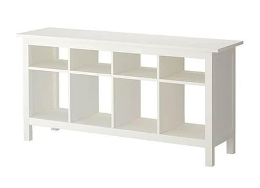 Trend hemnes sofa table PE S