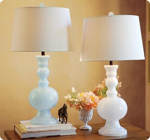 Gemma Milk-Glass Table Lamp