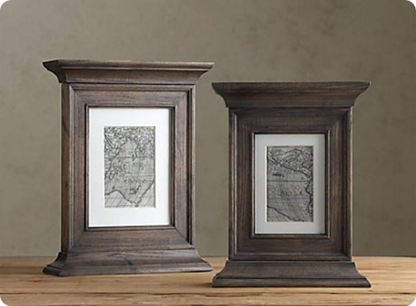 Georgian Architectural Frames