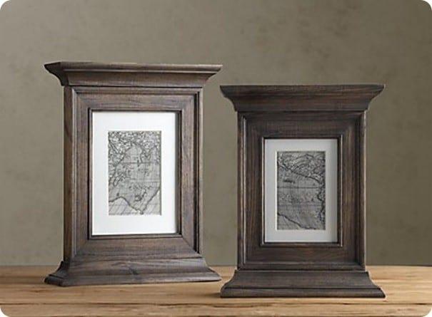 Georgian Architectural Frames