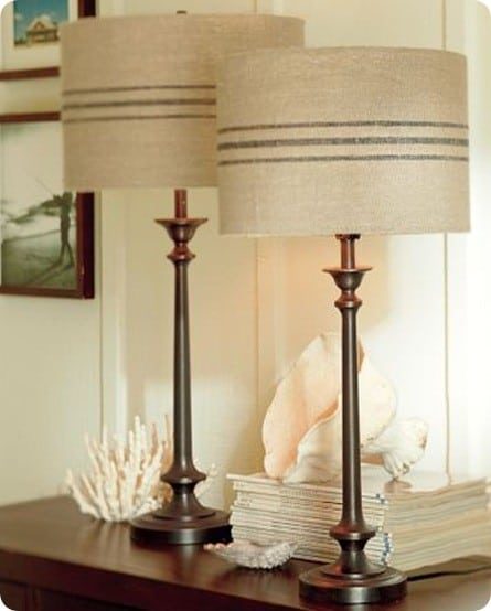 Orinda Table & Bedside Lamps