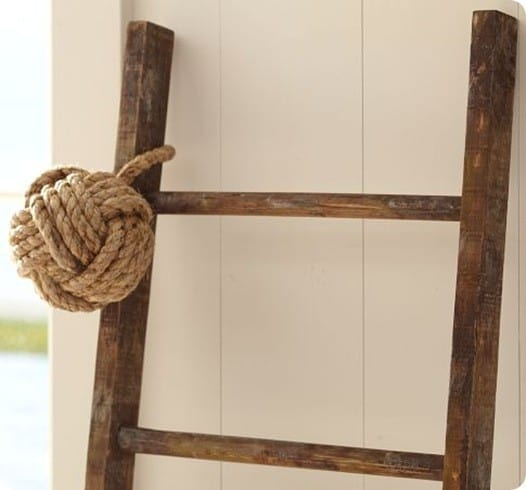 make wood ladder