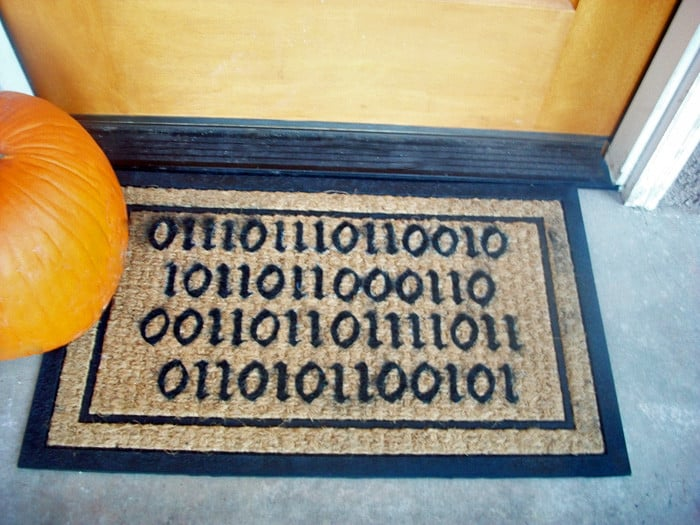 10 Welcome Mats For The Eccentricbuilddirect Blog Life At