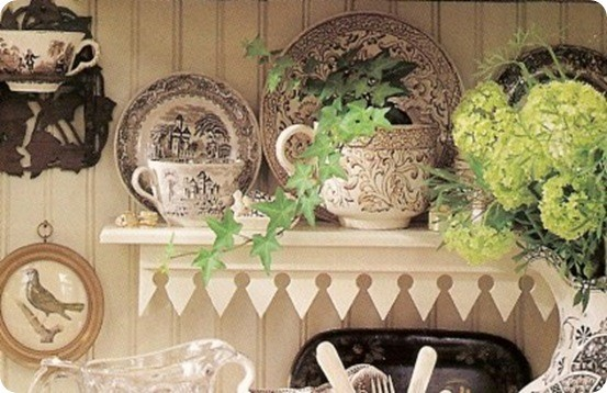 Country Living Shelf