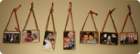 Custom Nostalgic Photo Ornament
