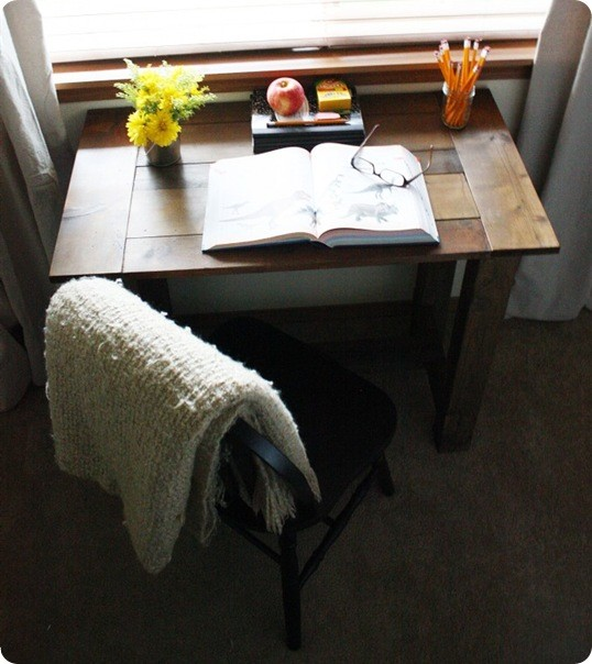 Teen Farmhouse Desk