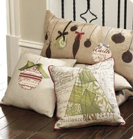 Ballard Christmas Pillows