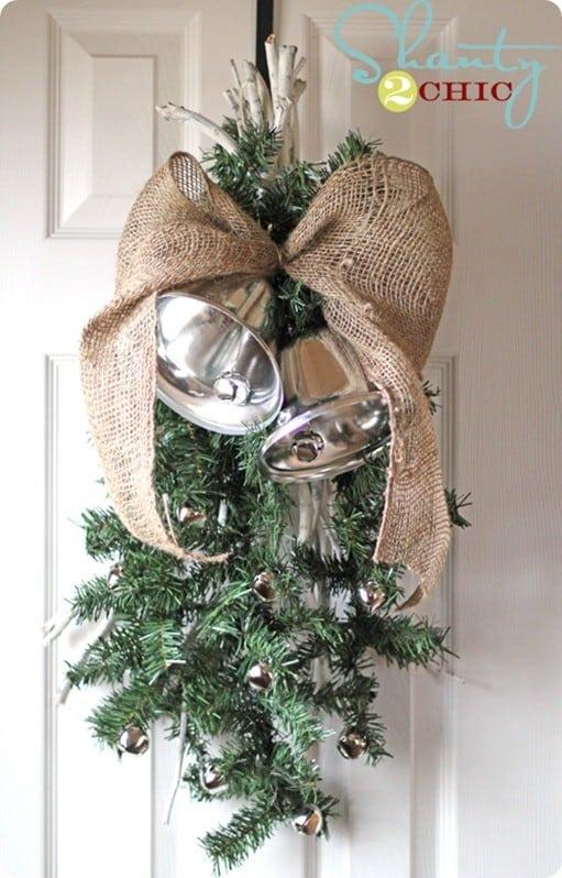 Christmas Bell Swag