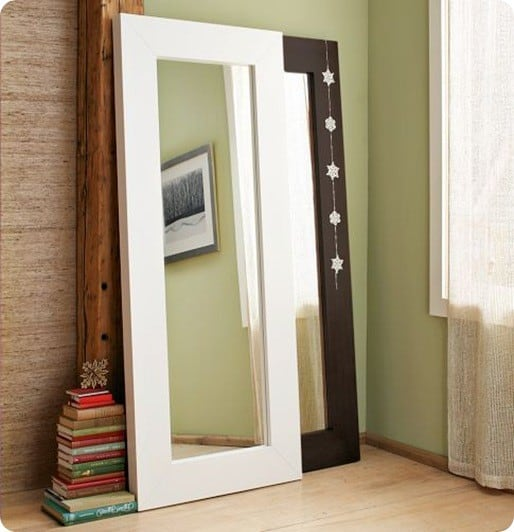 Wood Floor Mirror Renovations Haven Home Business
