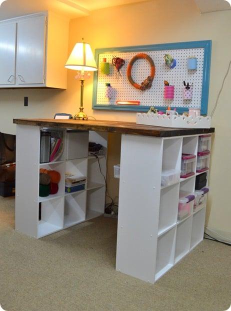 DIY-Craft-Table